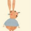 设计师那颗兔痣
