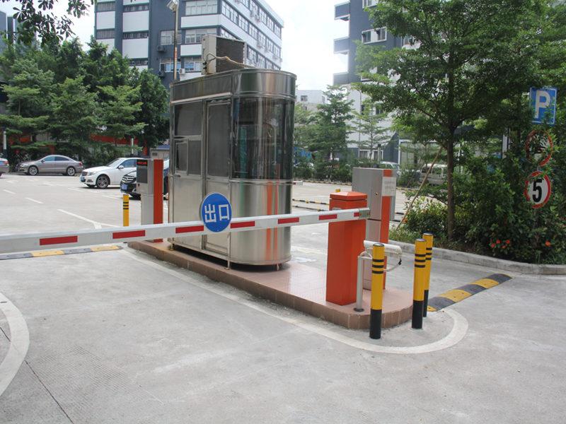 盐田国际创意港停车场图片