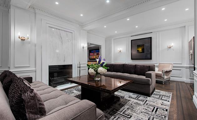 现代新古典主义的室内设计