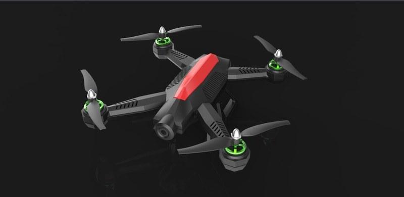 四轴飞行器 外观设计