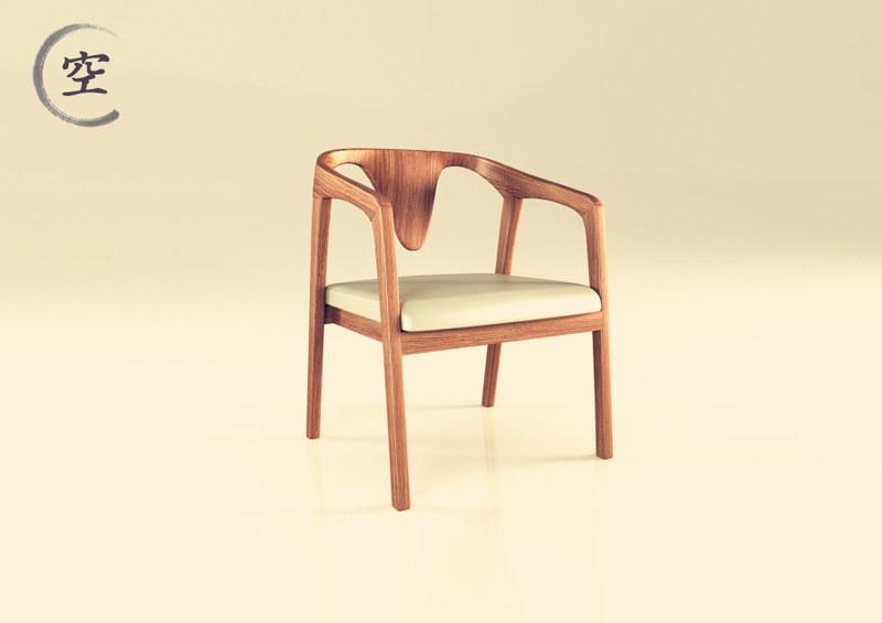空-系列家具设计