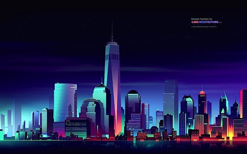 纽约世贸中心自由之塔