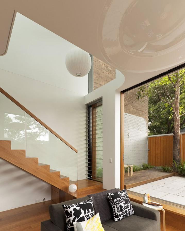 """悉尼""""极简主义""""室内设计"""