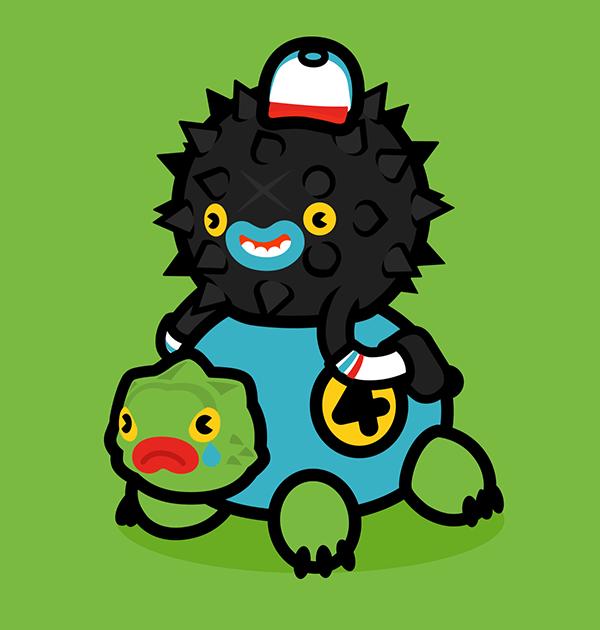 race——超可爱乌龟卡通玩具