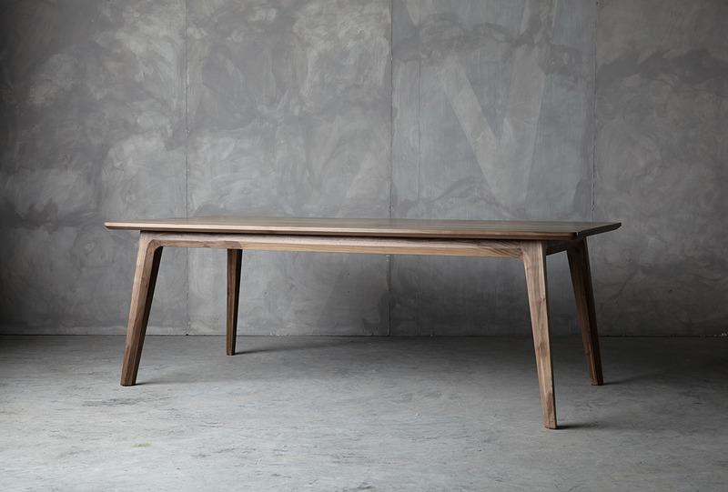 mesa julian 实木桌子