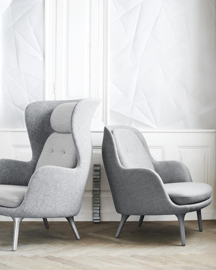 极简沙发椅素材