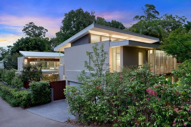 悉尼沃龙加别墅