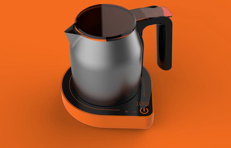 电磁热水壶