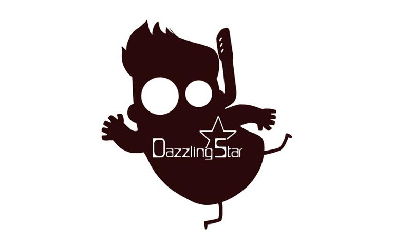 卡通单反相机logo素材