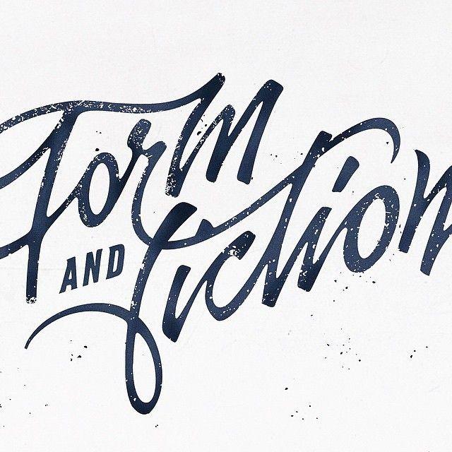 手写字体设计_原创_设区网