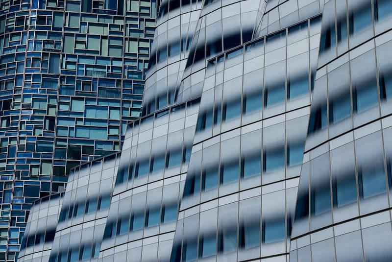 抽象建筑摄影