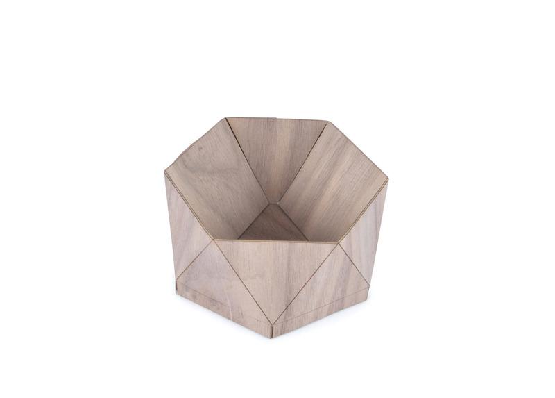 几何体折纸工艺品_设计师原创作品