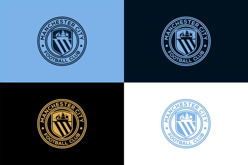 曼城足球俱乐部新队徽设计