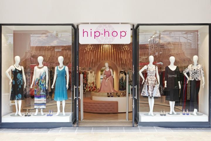 南非嘻哈服装店
