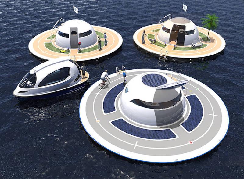 UFO概念船