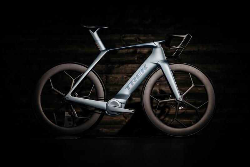 trek未来概念自行车